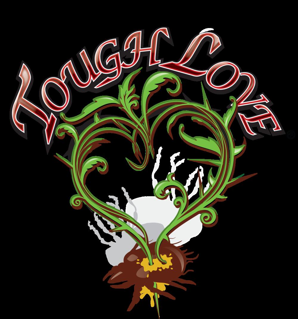 LOGO - Tough Love - Registered black.png