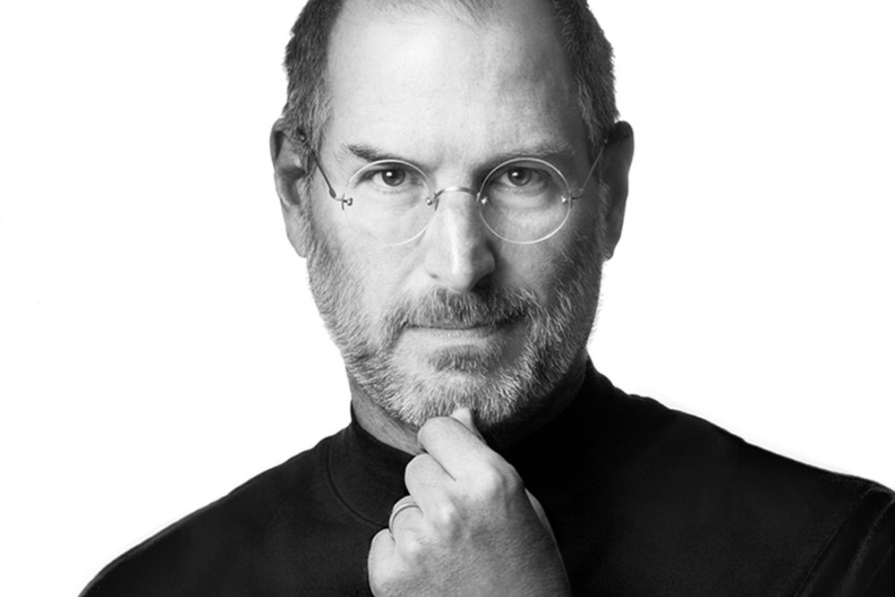"Steve Jobs - ""You have to be burning with an idea, or a problem, or a wrong that you want to right. If you're not passionate enough from the start, you'll never stick it out."""