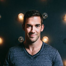 "Lewis Howes - ""The world makes room for passionate people."""