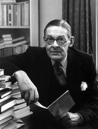 "T.S. Eliot - ""It is obvious that we can no more explain a passion to a person who has never experienced it than we can explain light to the blind."""