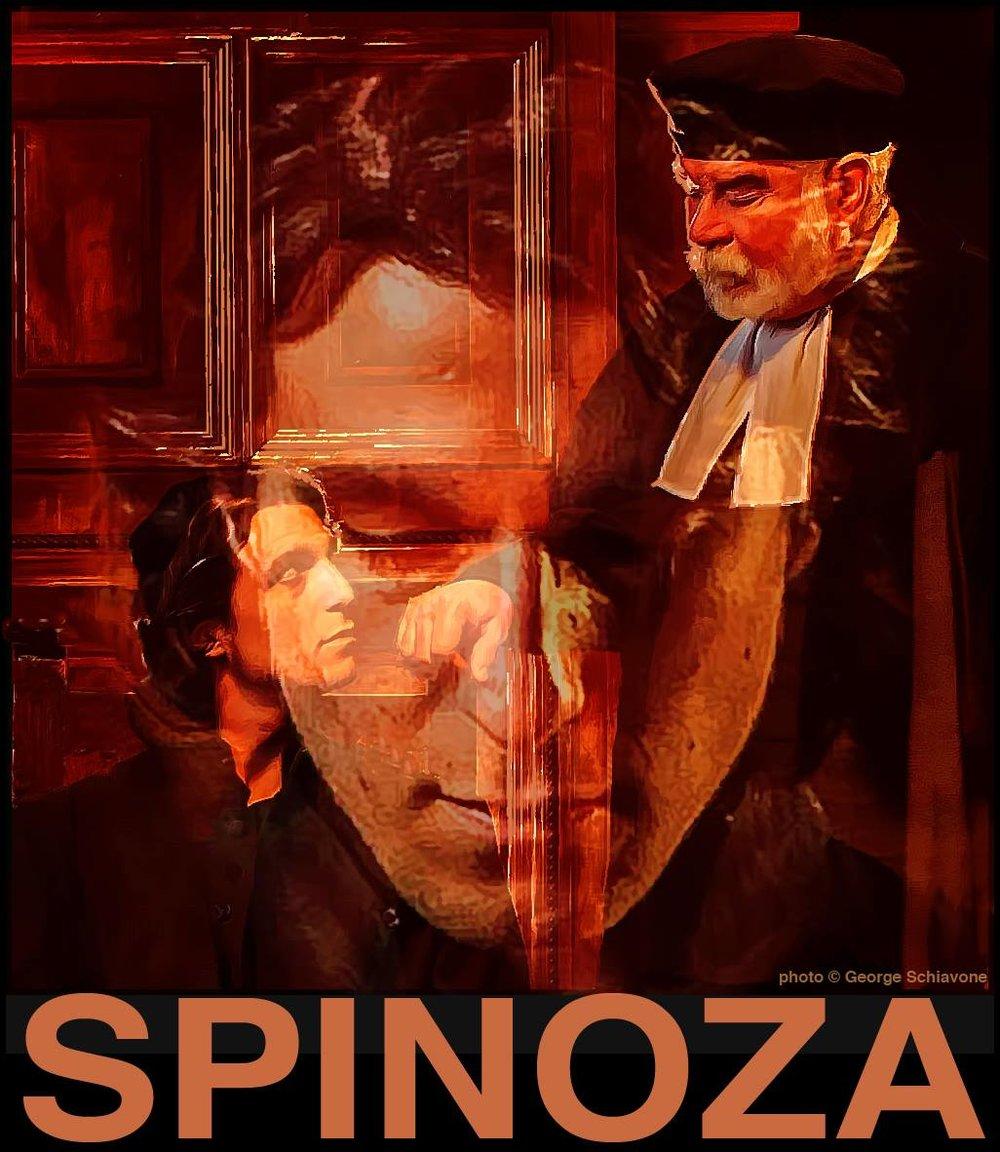 Baruch Spinoza in NEW JERUSALEM