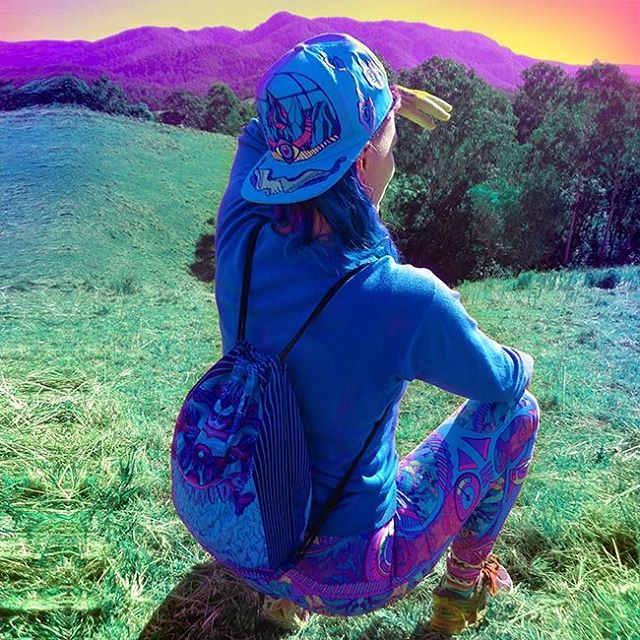 🌞Greet the morning sun🌞#nxk #nixikillick #colourtribe #seapunk