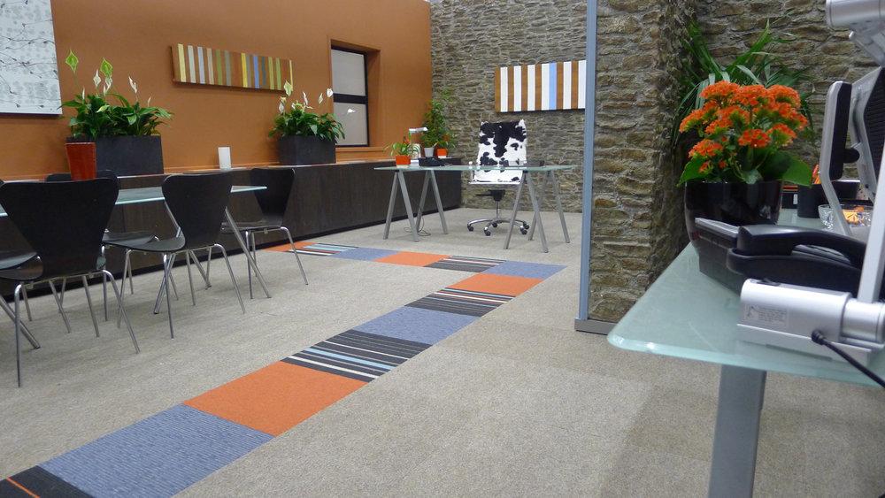 Anders Office - Dressed set.