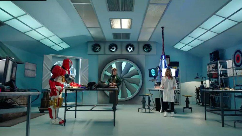 The Power Ranger Base