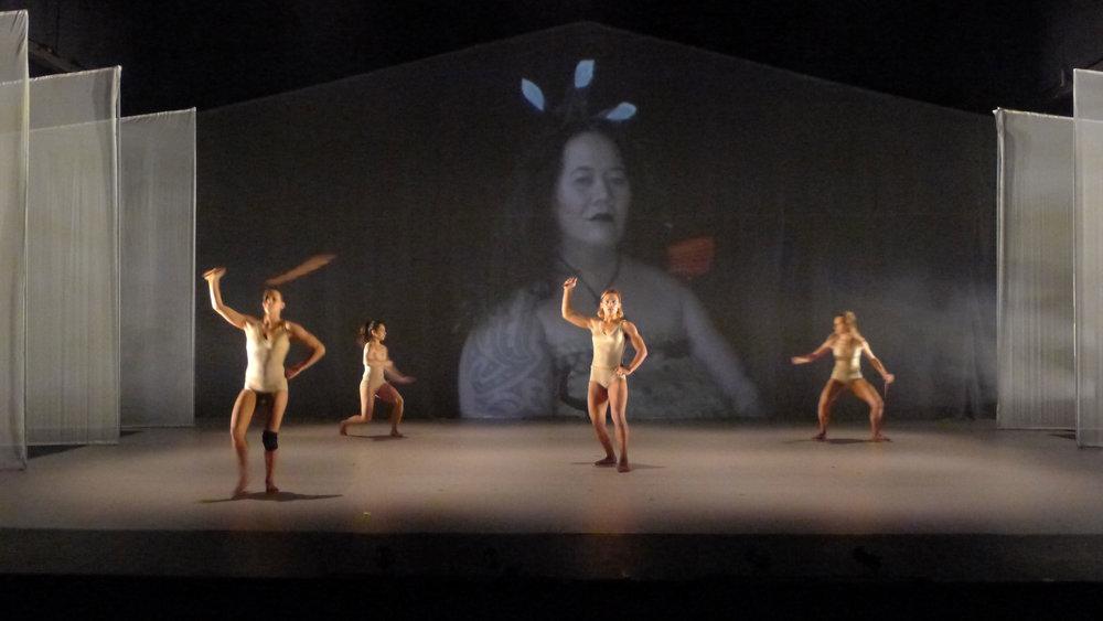 Mana Wahine-Okareka Dance Company