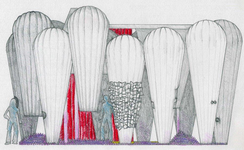Blow - concept Sketch