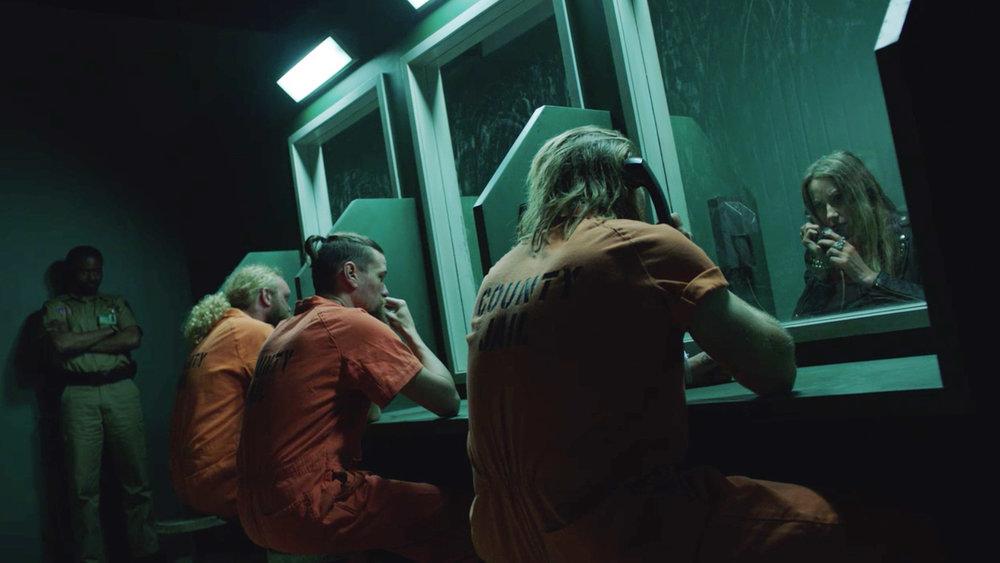 Howard, Jail phone banks