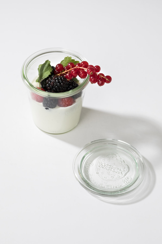 Serveringsglass -