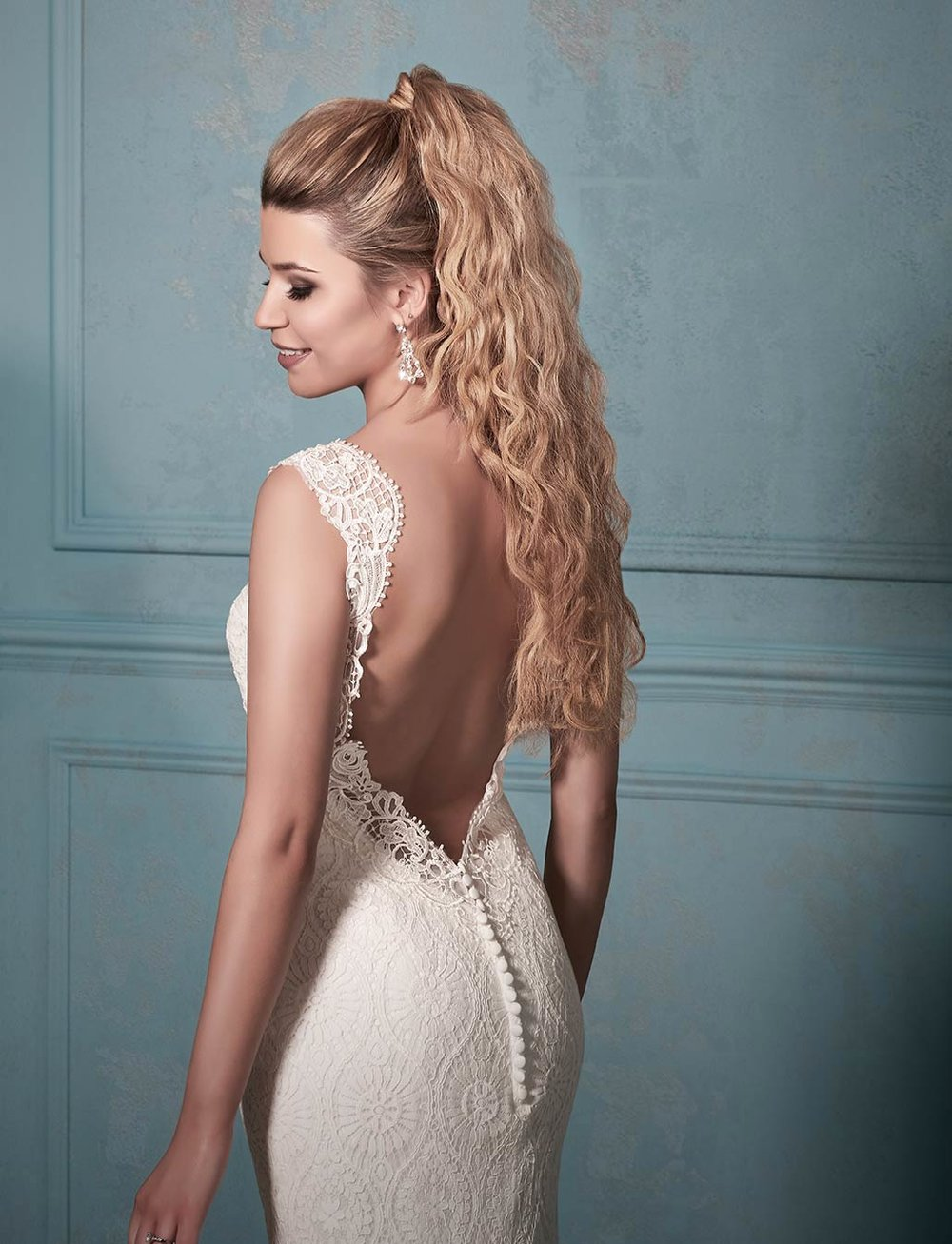 become the bride - great lengths