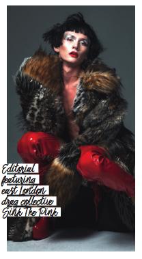 Fringe Magazine - Declan Sheils