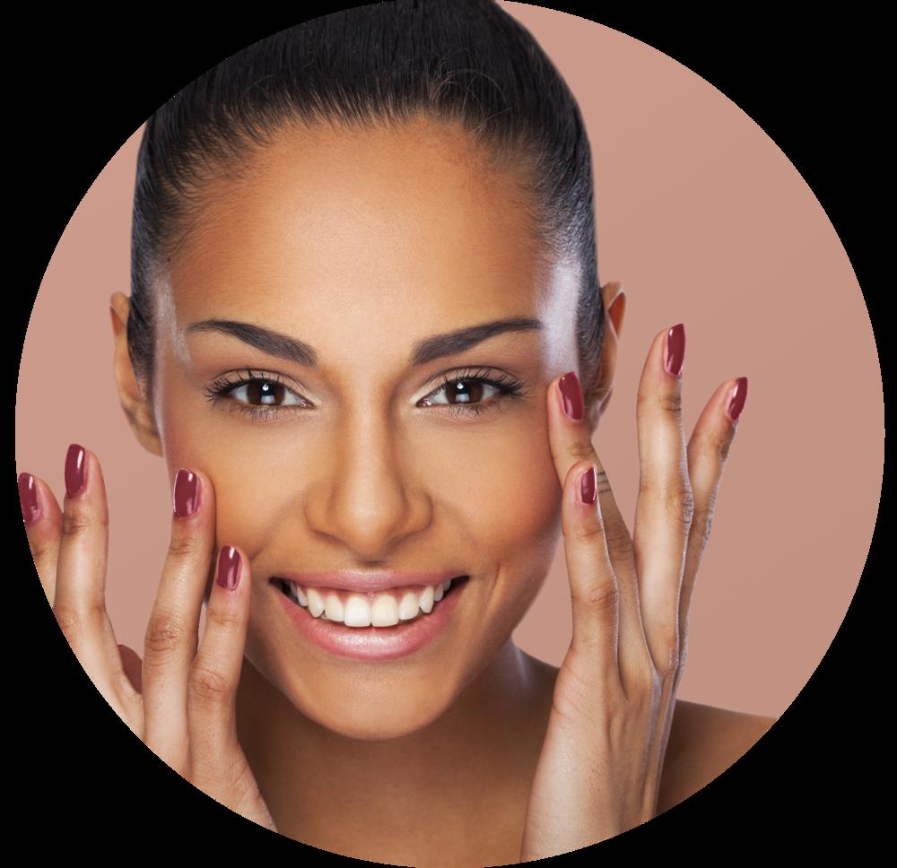 Dermaplane facial -