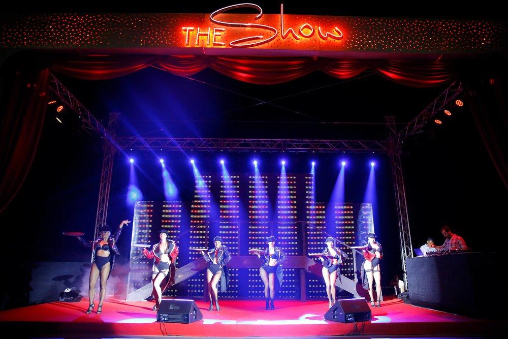 The Show Almazah byganz
