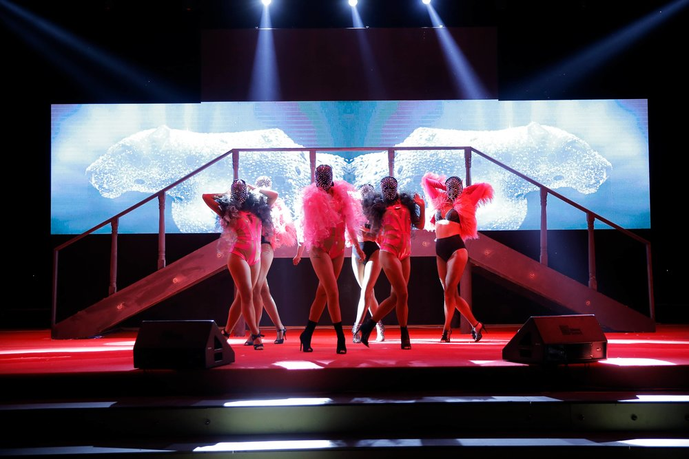 The Show Almaza byganz