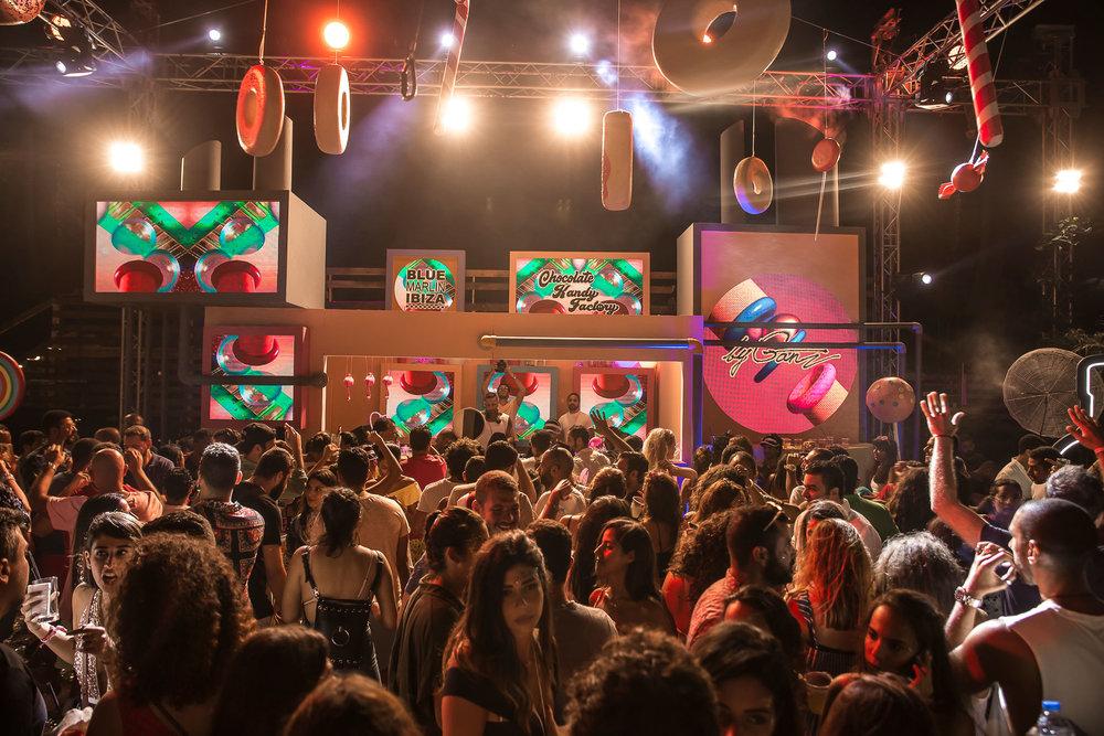 Kandy Factory BMI UAE Ibiza North Coast byganz 2018