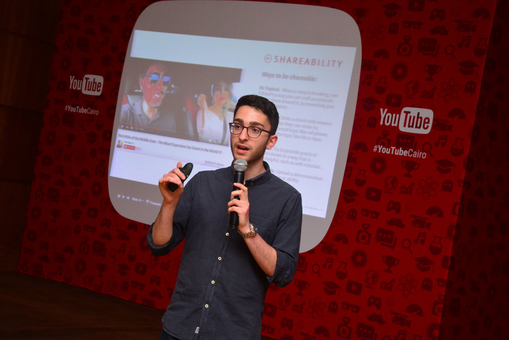 Youtube Summit byganz 2016