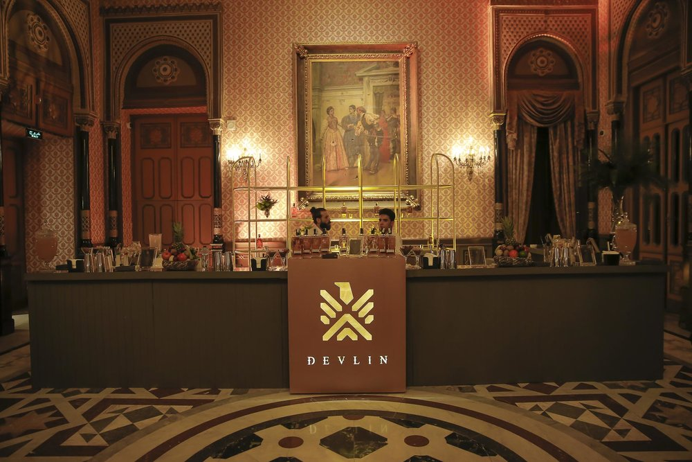 AL Ahram Beverages Devlin  Launch byganz corporate 2018