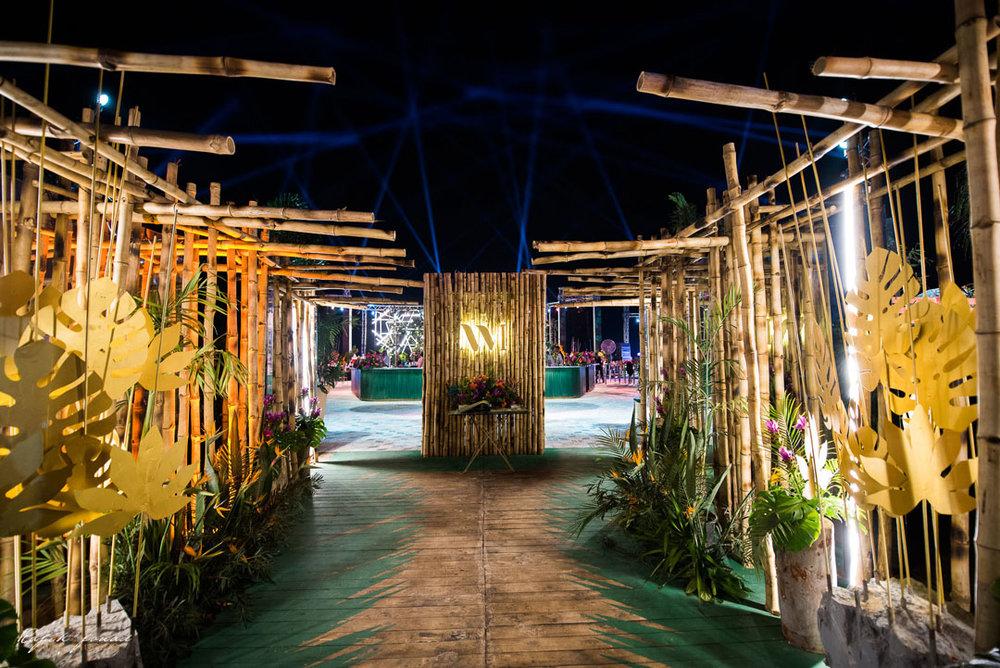 Tropical NM wedding byganz 2018