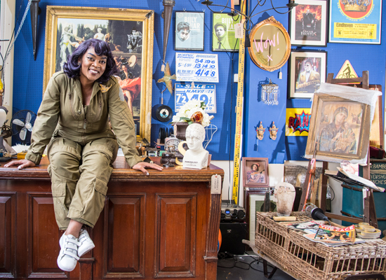 A fine vintage in Stockport - The town's unique independent shops