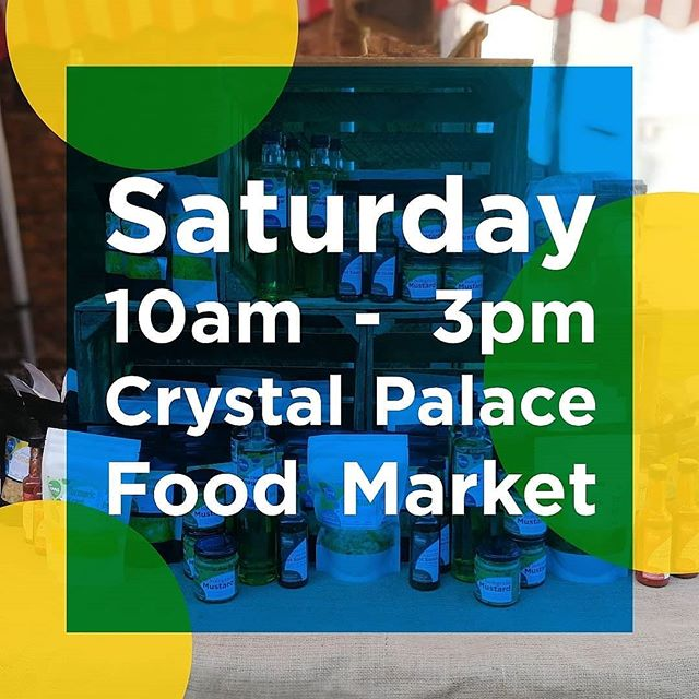 This is it, the final day (for the foreseeable future) is here! It promises to be a windy weather-packed day, so come say hi/bye and stock up while you can. If you ask, I might even give you the recipes so you can keep making it at home... Get up to @crystalpalacefoodmarket tomorrow 10-3 ❤️❤️❤️❤️❤️❤️