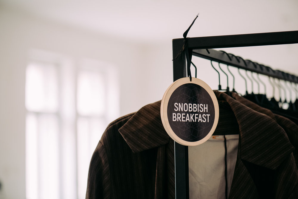 Snobbish Breakfast - Community Events #2 - 2017