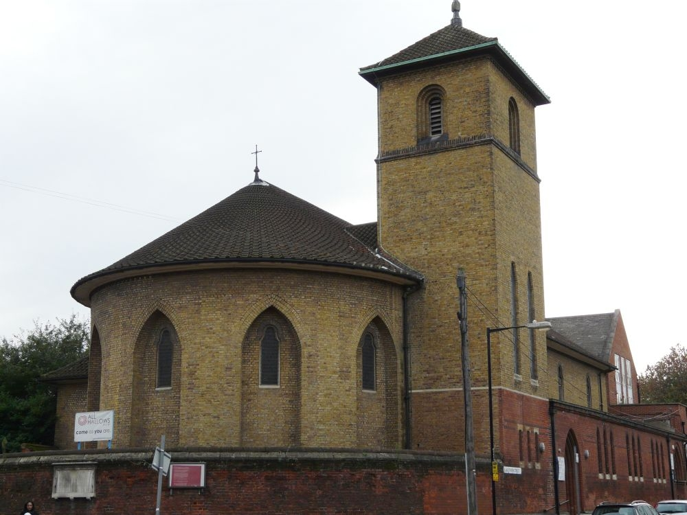 All Hallows, Bow -