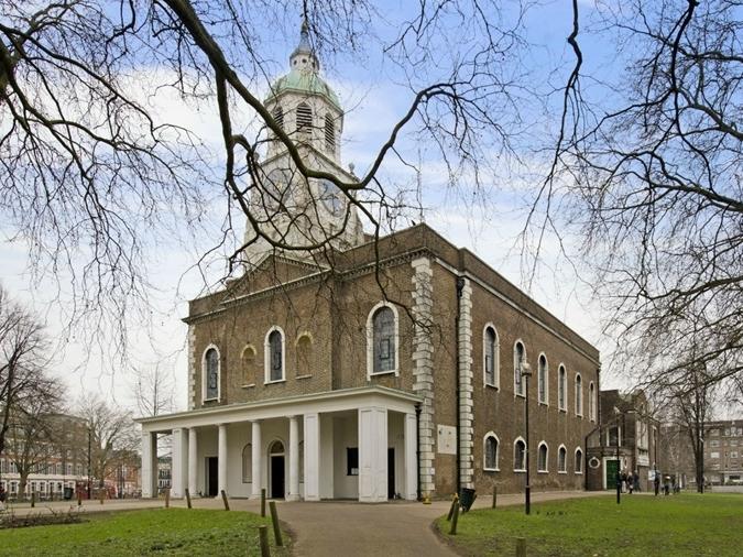 Holy Trinity, Clapham -