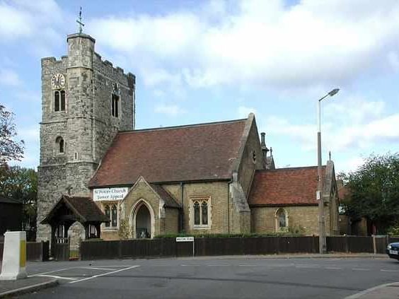 st peter's, west molesey -