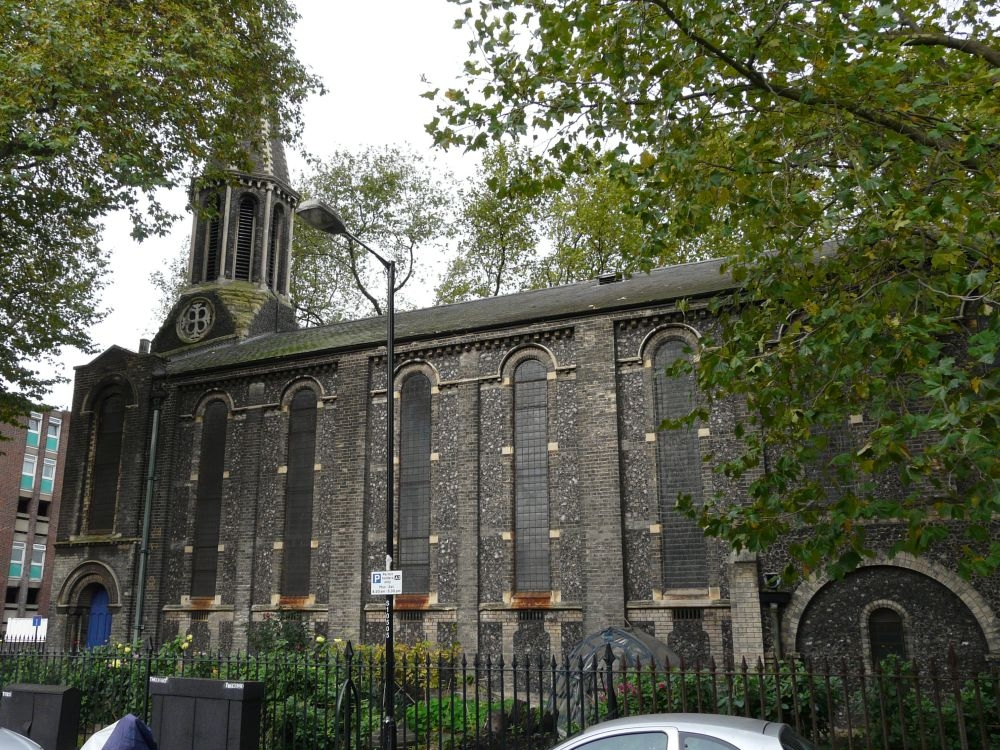 st peter's, bethnal green -