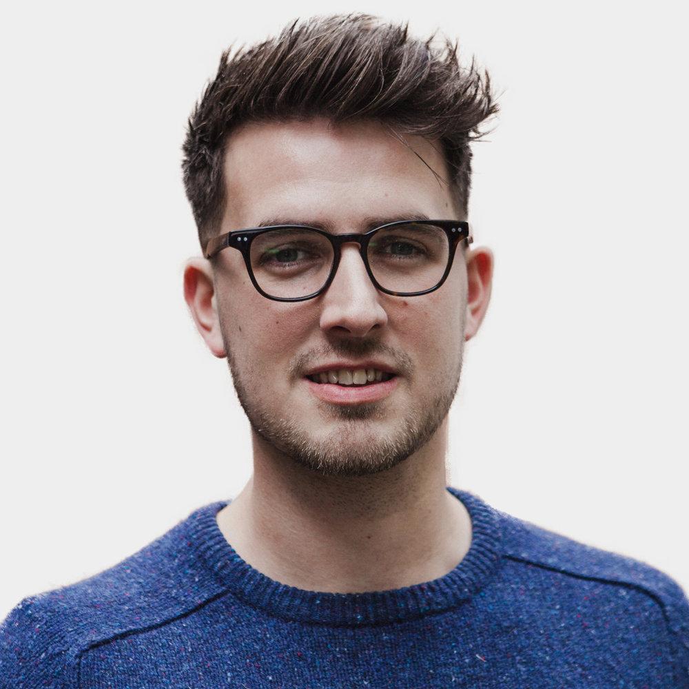 Josh Baines - Ordinand