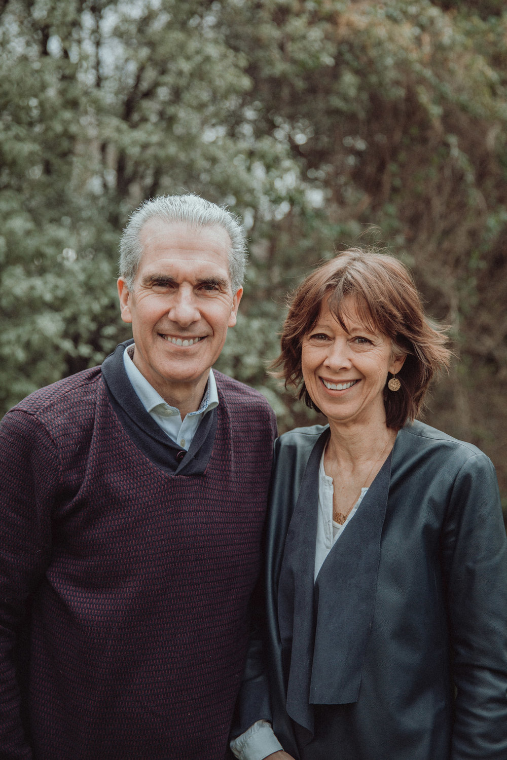Nicky and Pippa Gumbel -