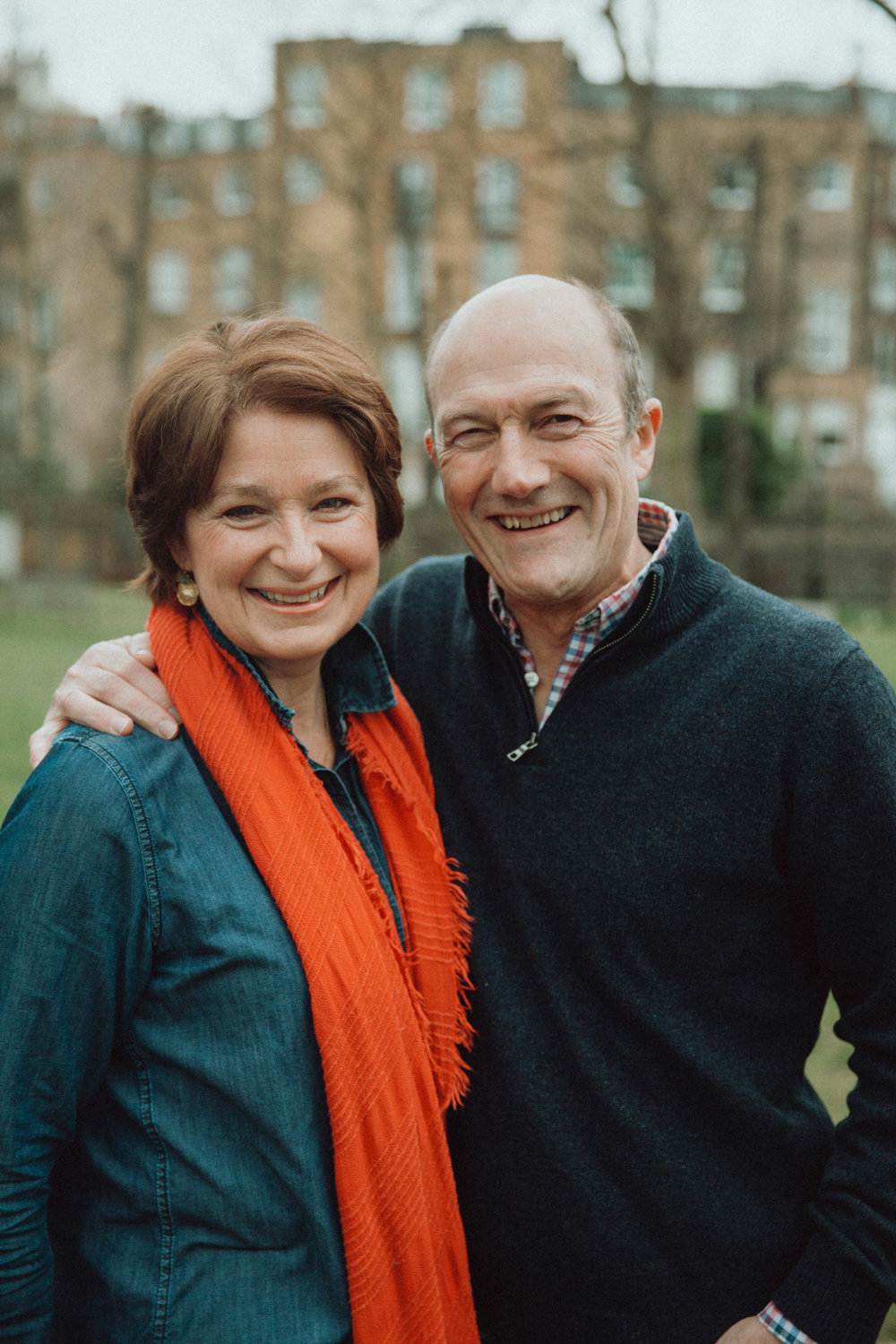 Nicky and Sila Lee - Family Life Pastor and founders of The Marriage Courses