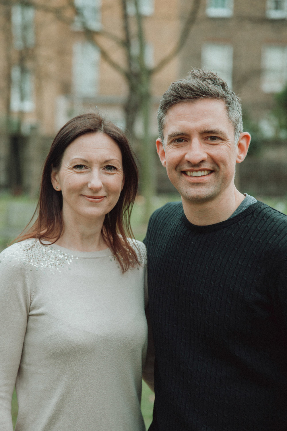 Martyn and Emily Layzell -