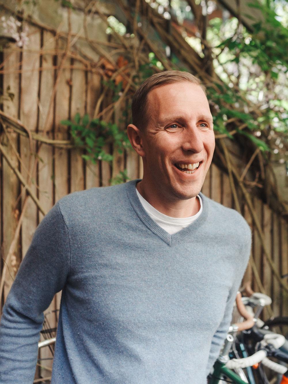 Will van der Hart - Pastoral Chaplain