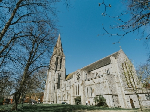 Saint Mary's, southampton -