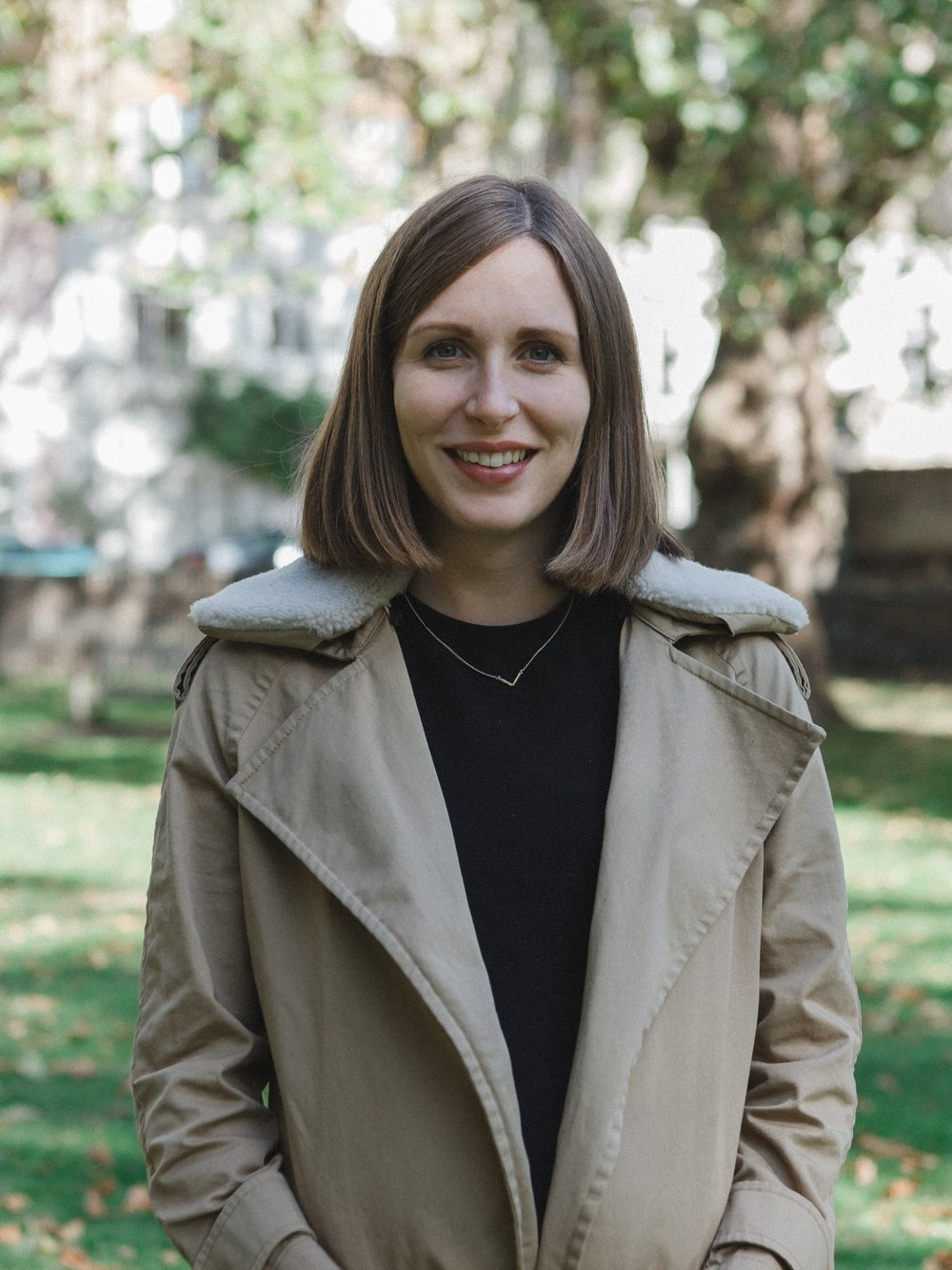 Rachael Wooldridge - Ordinand