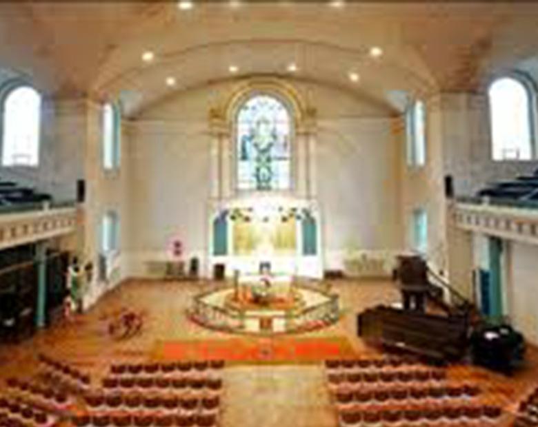 HACKNEY CHURCH -