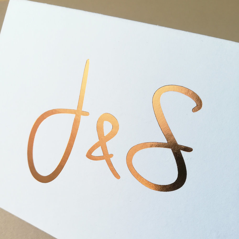 #Jack - Printed with Bespoke Blocking Copper Foil