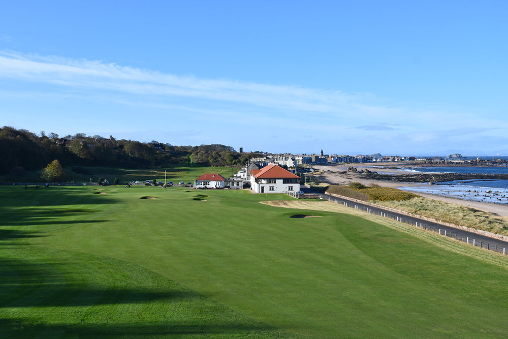 A golfing destination.....