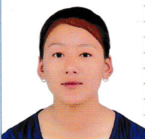 Sonam Chhutin Sherpa   From Solu-Khumbu. Studied Hotel Management at Himalayan lnternational Model HSS for 2 Years (Aug 2016-May 2018).