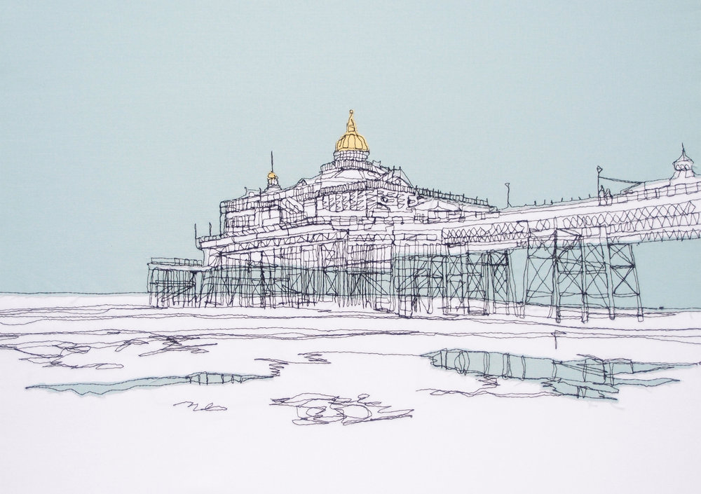 Eastbourne Pier - 20x25 Single Print.jpg