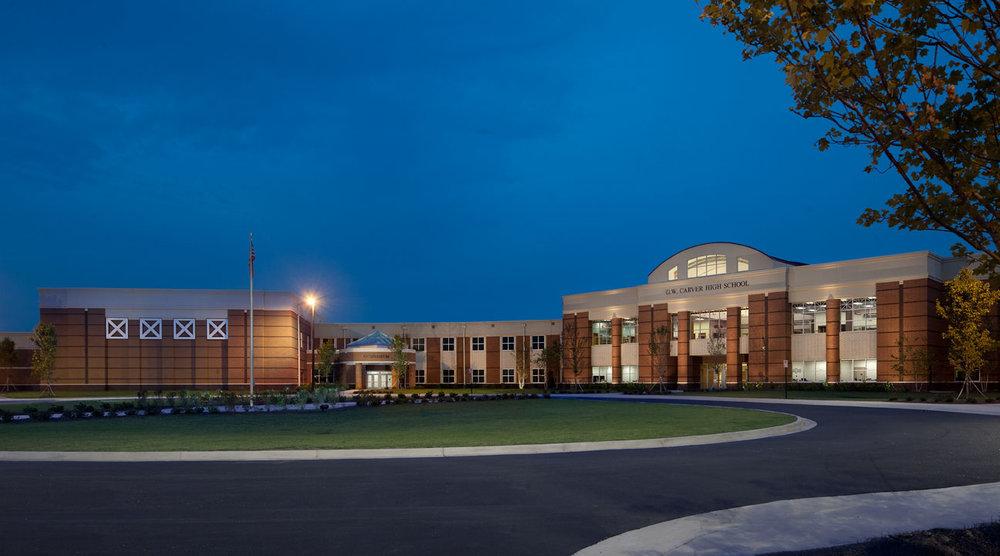 George Washington Carver High School -