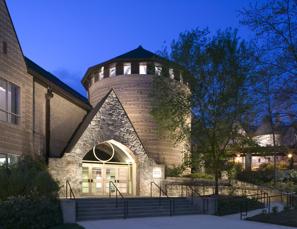 Pace Academy - Inman Center -