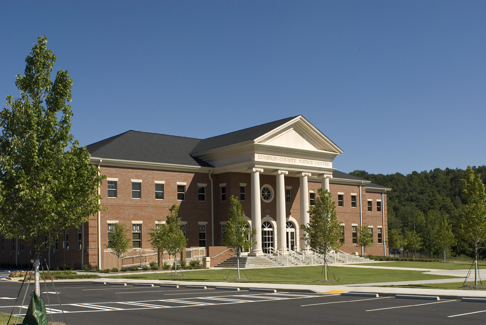 Lumpkin County Justice Center -