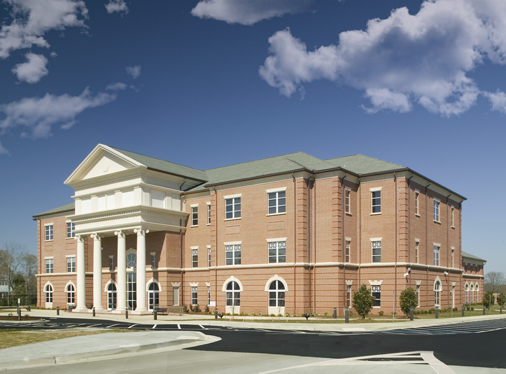 Coweta County Justice Center  -