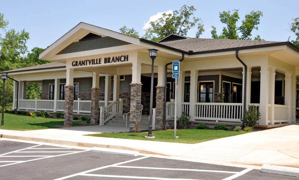Coweta County Library Grantville  -