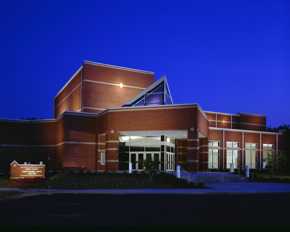 Henry County Performing Arts Center  -