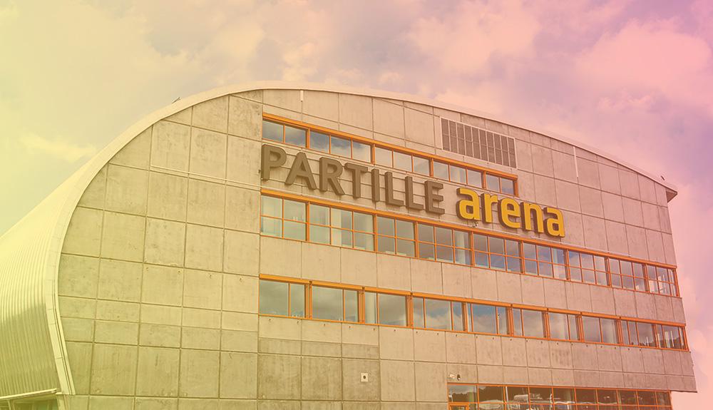 8 - 9 JUNI 2018 - PARTILLE ARENA, GÖTEBORG