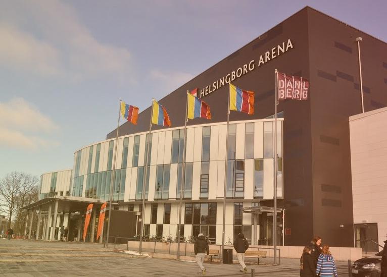 28 - 29 SEPTEMBER 2018 - HELSINGBORG ARENA, HELSINGBORG