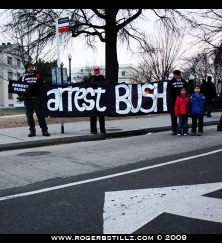 Arrest Bush