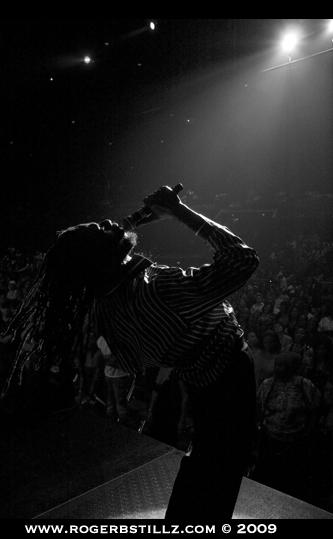 Dancehall Artist Buju Banton